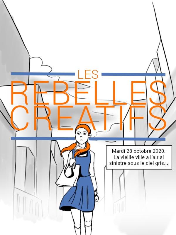 Les Rebelles Créatifs - couverture