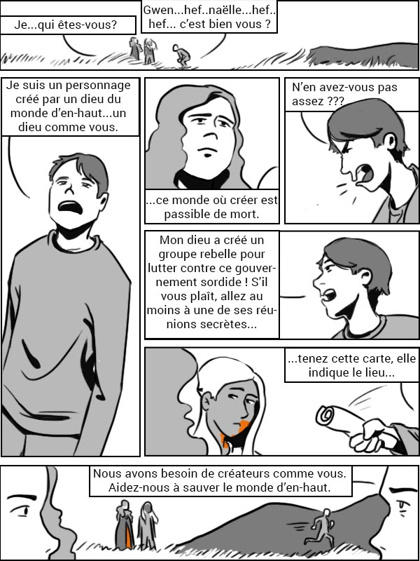 Les Rebelles Créatifs - page 7