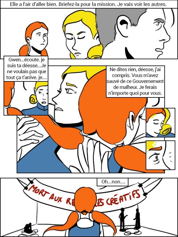 Les Rebelles Créatifs - page 13