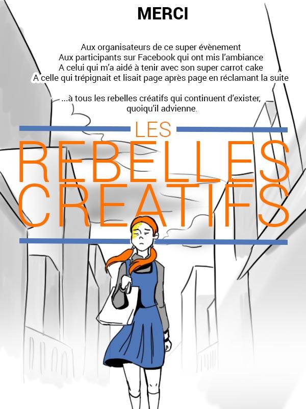 Les Rebelles Créatifs - page 14