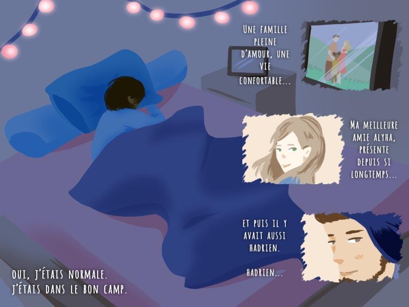 Le Bon Camp - page 1