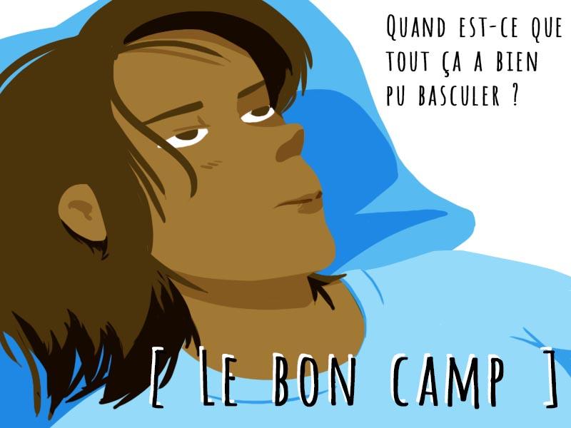 Le Bon Camp - page 2