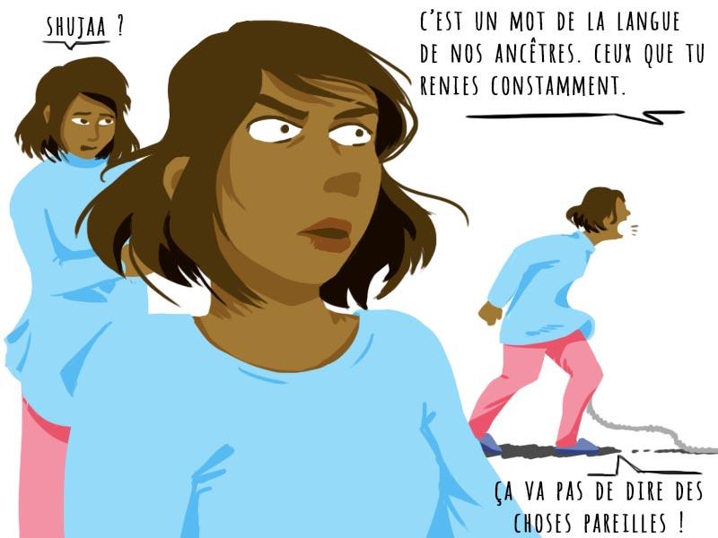 Le Bon Camp - page 6