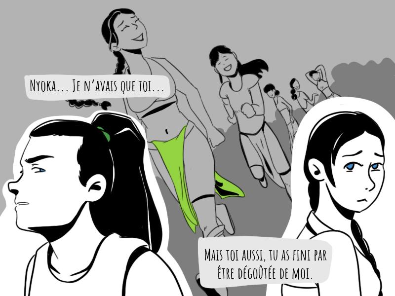 La course des guerrières - page 3