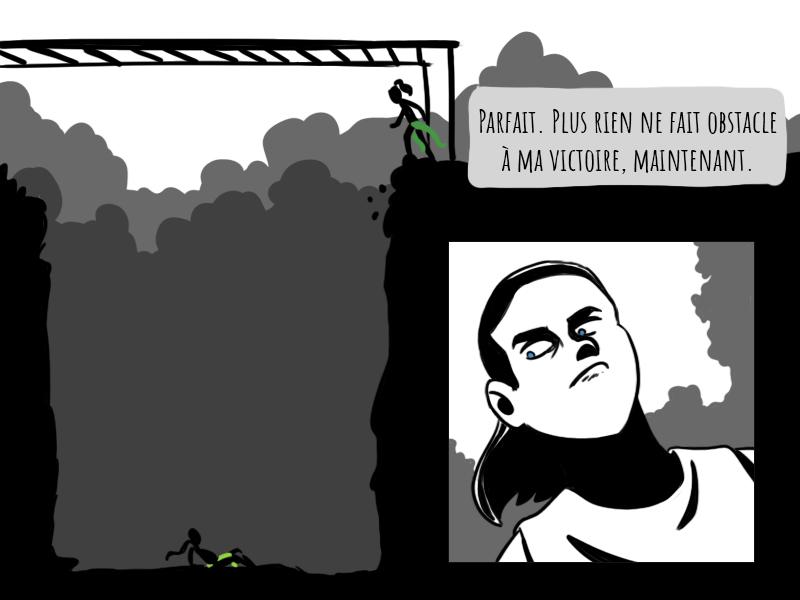 La course des guerrières - page 9