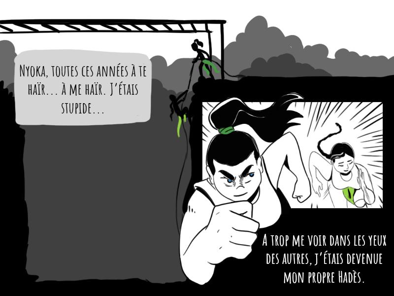 La course des guerrières - page 12